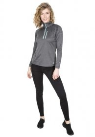 Womens Lopez Half-Zip Fleece - On