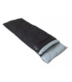 Infinity Sleeping Bag Single - Black