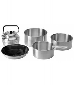 Aluminium Cook Kit