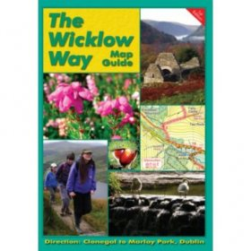 The Wicklow Way Map Guide S-N