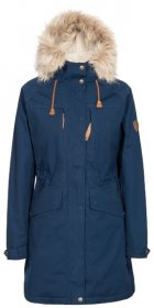 Women's Faithful Parka Jacket - Navy