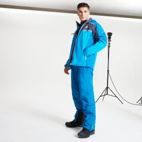 Men's Intermit II Ski Jacket Methyl Blue