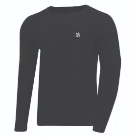 Mens In The Zone Baselayer Black top