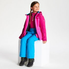 Kid's Legit Jacket Pink Model