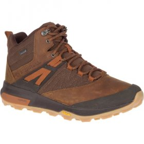 Merrell Men's Zion Mid GTX Toffee side