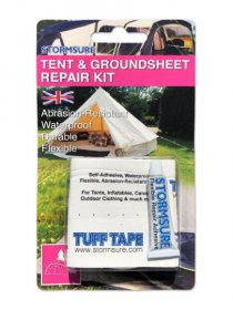 Tent Awning & Groundsheet Repair Kit