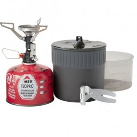 Pocket Rocket Deluxe Stove Kit