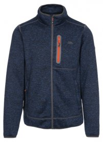 Men's Bingham Fleece Jacket - navy marl