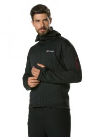 Men's Pravitale 2.0 Hooded Fleece - Carbon