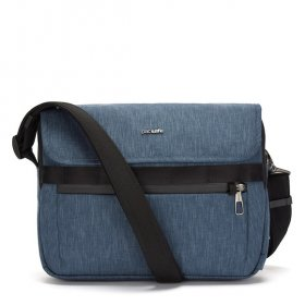 metrosafe bag denim blue