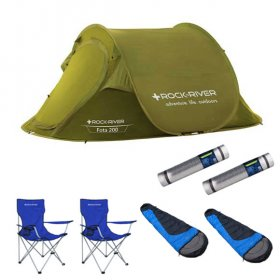 Fota 200 Pop Up Camping Package
