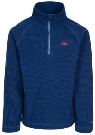 Men's Keynote Half Zip Fleece - Dark Navy