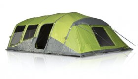 Evo TXL 6 Person Inflatable Tent - window open