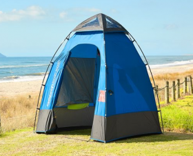 Pocket Rocket Utility Tent - action