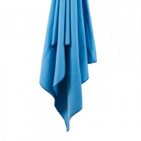 SoftFibre Trek Towel  - Blue